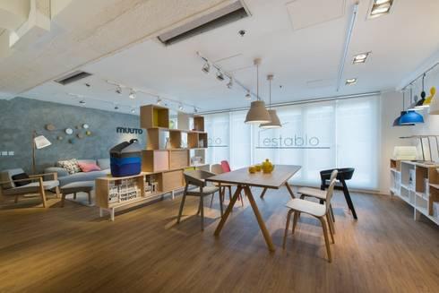 Shop Images: scandinavian Dining room by Establo Lifestyle Store