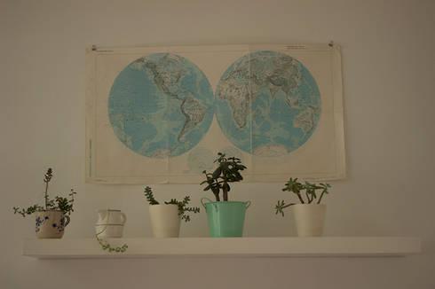 Sueños de viajes: Recámaras de estilo minimalista por Gaia Design