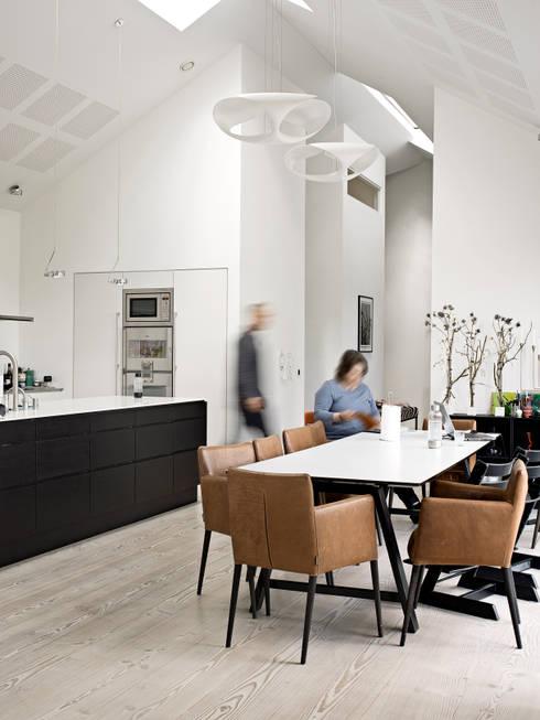 Projekty,  Kuchnia zaprojektowane przez C.F. Møller Architects