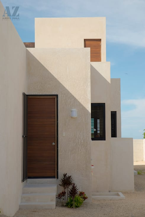 房子 by Alberto Zavala Arquitectos