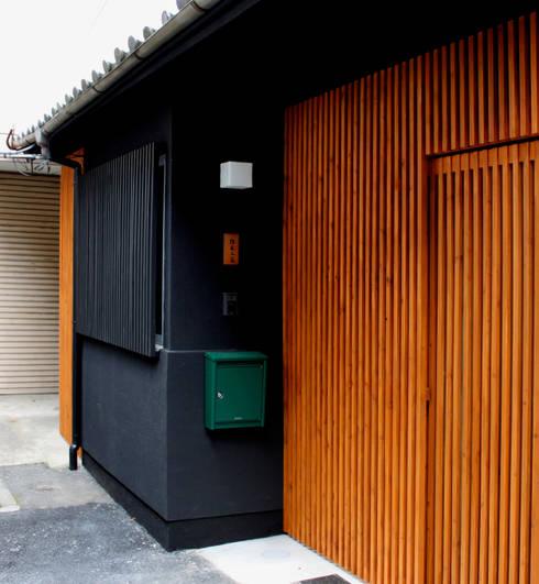 外観: あお建築設計が手掛けた家です。