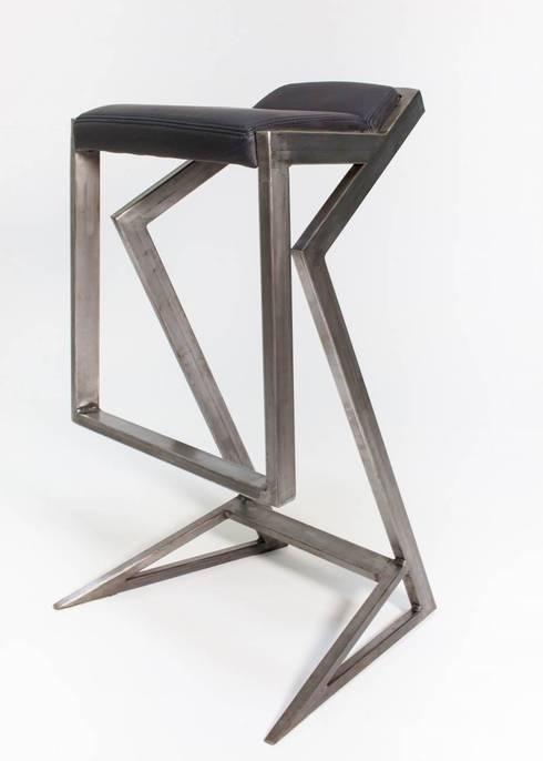 Salon de style  par NordLoft - Industrial Design