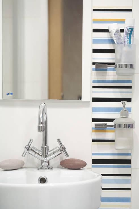Bathroom by Tarna Design Studio