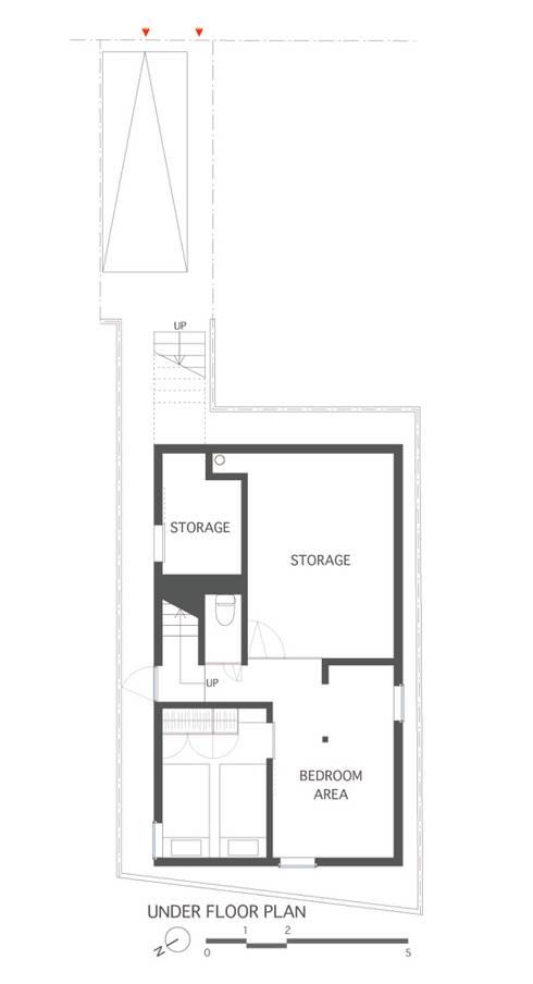 アトリエハコ建築設計事務所/atelier HAKO architects의