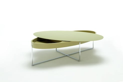 Rolf benz couchtische by cuno frommherz product design - Designer couchtische rolf benz ...
