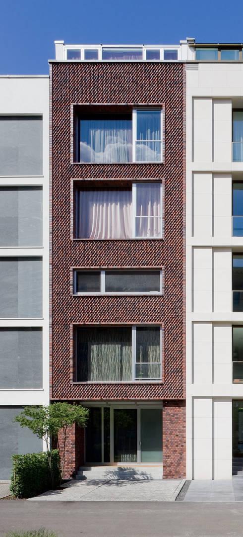TOWNHOUSE P15:  Häuser von Nalbach + Nalbach Gesellschaft von Architekten mbH
