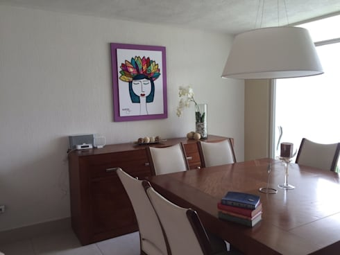 Art & Home : Arte de estilo  por Bianca Monroy