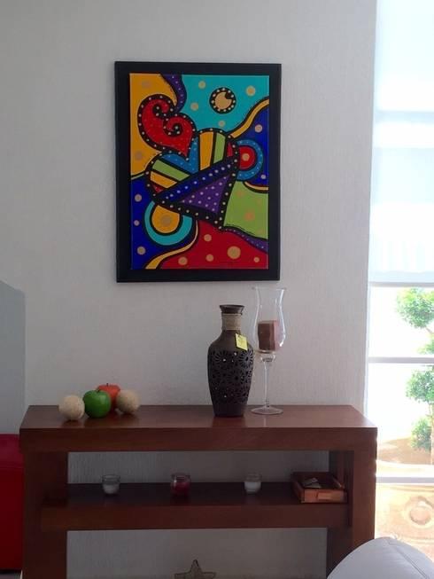 Arte in stile  di Bianca Monroy