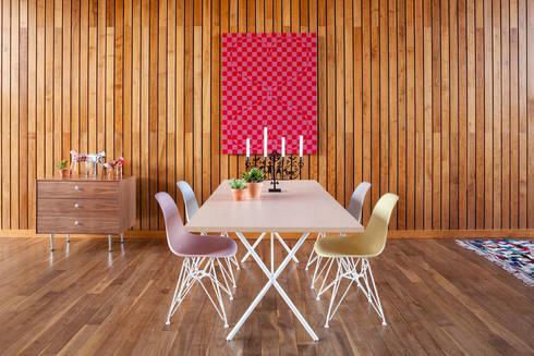 Herman Miller Collection: Comedores de estilo moderno por Herman Miller México