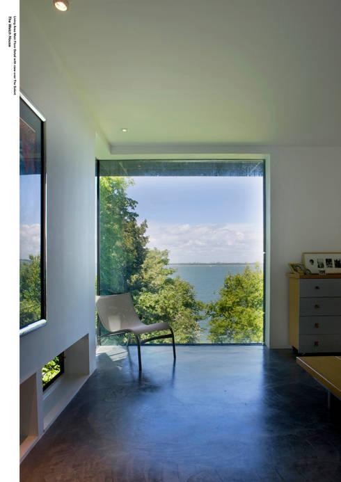 Salones de estilo  de The Manser Practice Architects + Designers