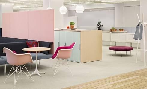 herman miller m xico herman miller homify. Black Bedroom Furniture Sets. Home Design Ideas
