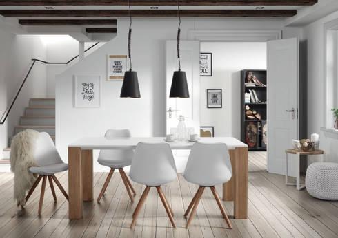 Pomysł Na Oświetlenie Jadalni By Le Pukka Concept Store Homify