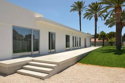 Casa flora de alicante arquitectura y urbanismo slp homify - Alicante urbanismo ...