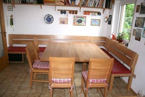 Salle à Manger De Style De Style Moderne Par PYRA Designmoebel.de