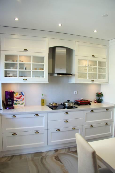Luce mutfak&banyo – Luce mutfak&banyo: rustik tarz tarz Mutfak