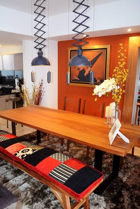 Sala de jantar  por Sandra Molina
