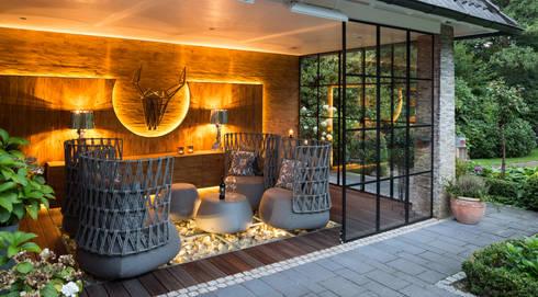 terrassengestaltung von homify. Black Bedroom Furniture Sets. Home Design Ideas