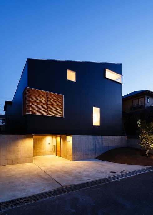 skandinavische Häuser von 一級建築士事務所haus
