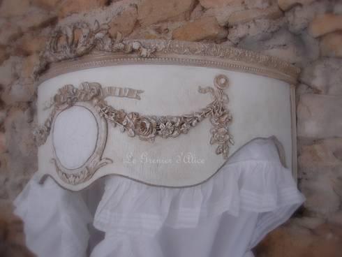 Ciels De Lit Et Cantonnieres Romantiques By Le Grenier D Alice Homify