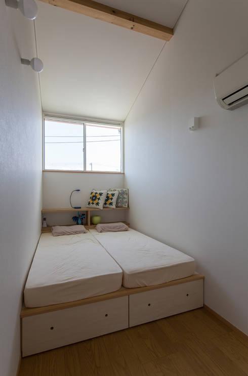 【快適健康環境+Design】森建築設計의  침실