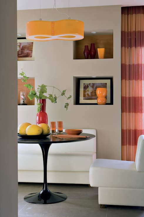 Zona pranzo: Cucina in stile  di PDV studio di progettazione