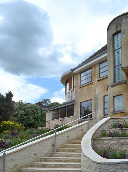 Landhaus von Hetreed Ross Architects