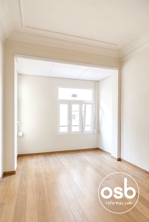 Dormitorio 01: Dormitorios de estilo clásico de osb reformas