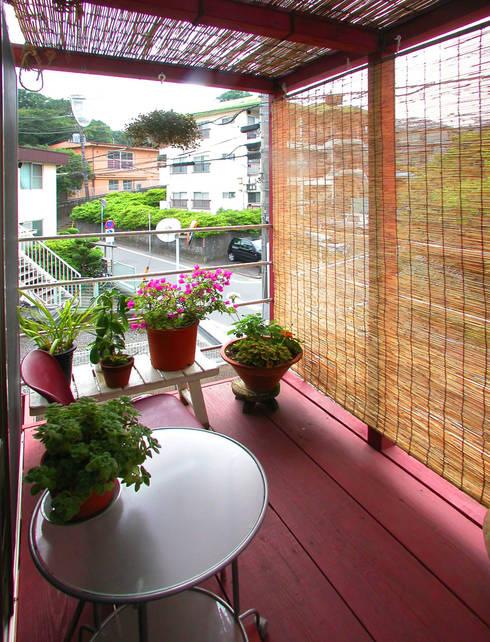ユミラ建築設計室의  정원