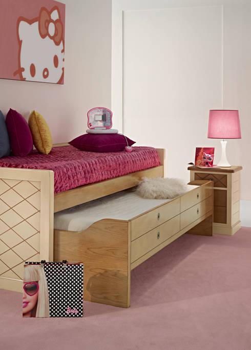 Классическая мебель: Детская комната в . Автор – Немецкие кухни