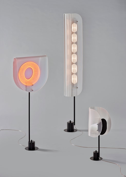 Every Light Series:  Woonkamer door Arnout Meijer Studio