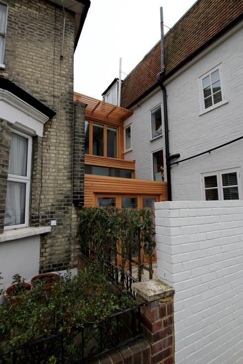 Houses by Millar+Howard Workshop