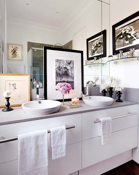 Bathroom تنفيذ The Interiorlist
