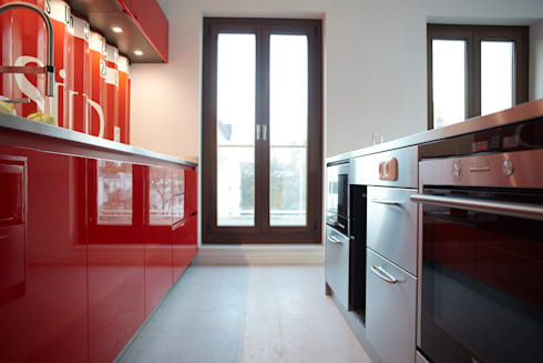 k che grindelberg hamburg von raphaeldesign homify. Black Bedroom Furniture Sets. Home Design Ideas