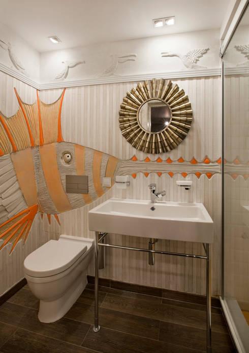 Abwarten!의  화장실