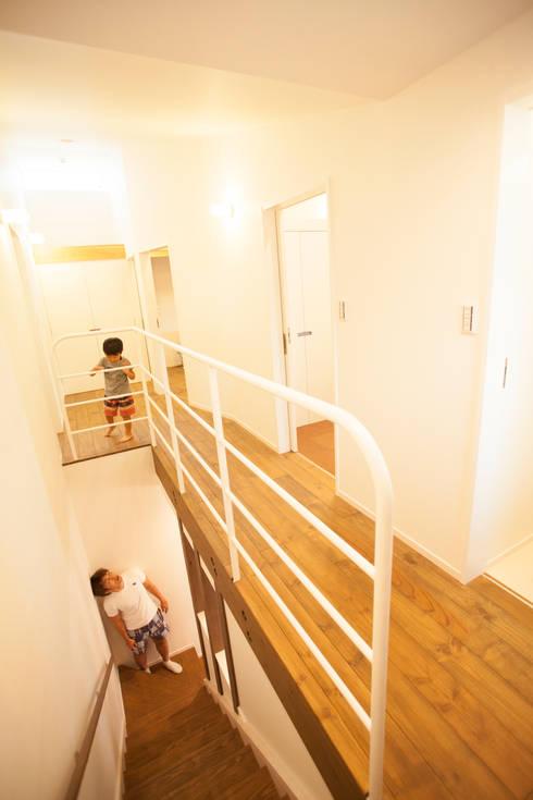 Koridor dan lorong by ADS一級建築士事務所