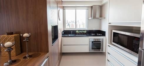 Cozinha: Cozinhas modernas por AND Arquitetura