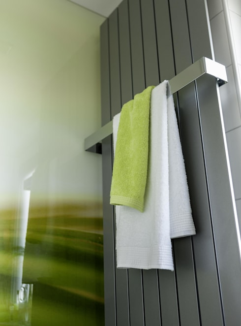 Der Handtuchheizkörper: ausgefallene Badezimmer von Gebr. Gröger OHG