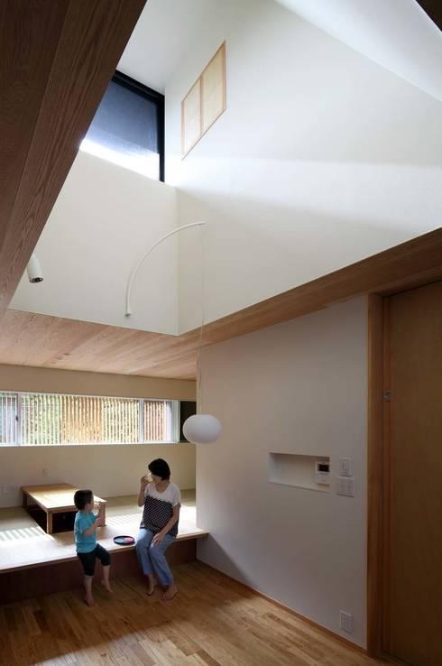House just in front: Hiromu Nakanishi Architectsが手掛けたダイニングです。