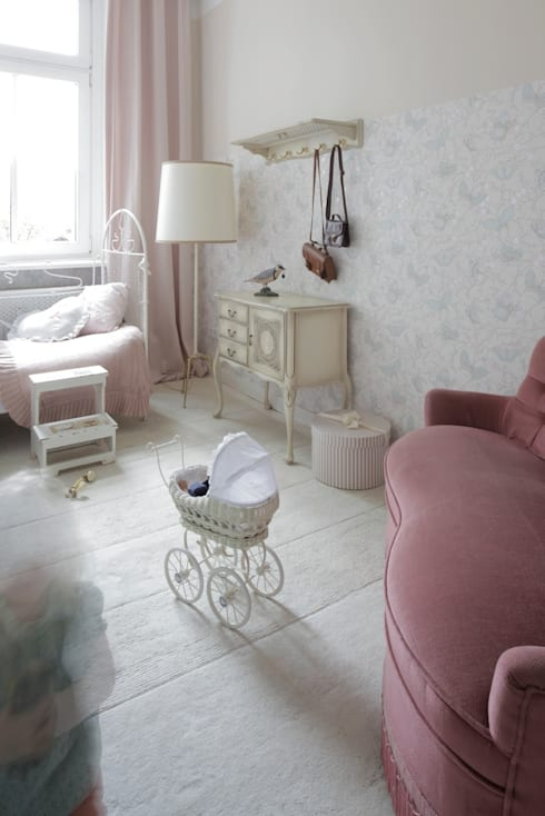غرفة الاطفال تنفيذ CARLO Berlin - Architektur & Interior Design