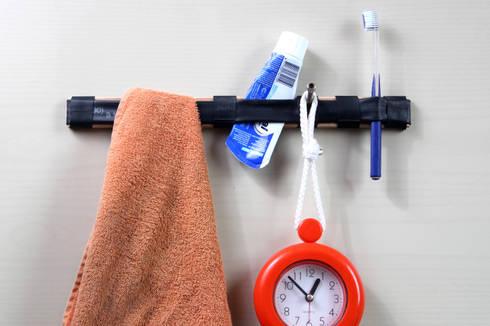 Klemmleiste TIUBI: ausgefallene Badezimmer von Groegl Upcycling