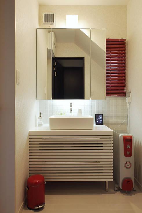 有限会社タクト設計事務所의  욕실