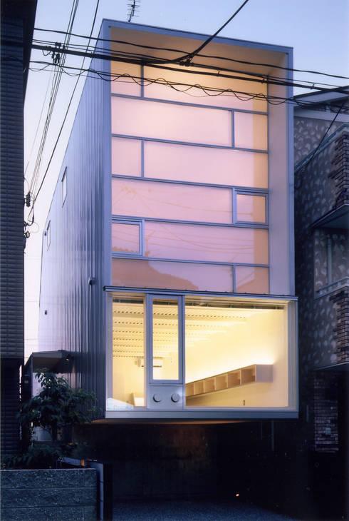 Rumah by ADS一級建築士事務所