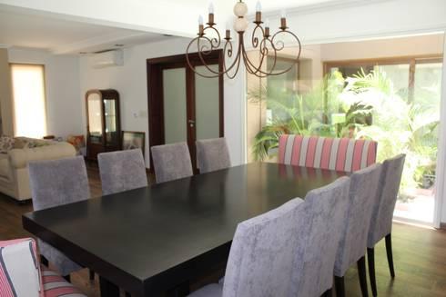 modern: Comedores de estilo moderno por BAIRES GREEN MUEBLES