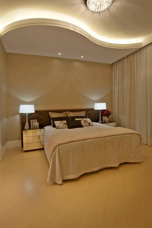 Slaapkamer door Arquiteto Aquiles Nícolas Kílaris