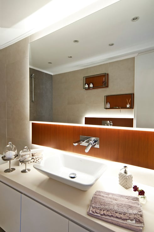 Badezimmer von Canan Delevi