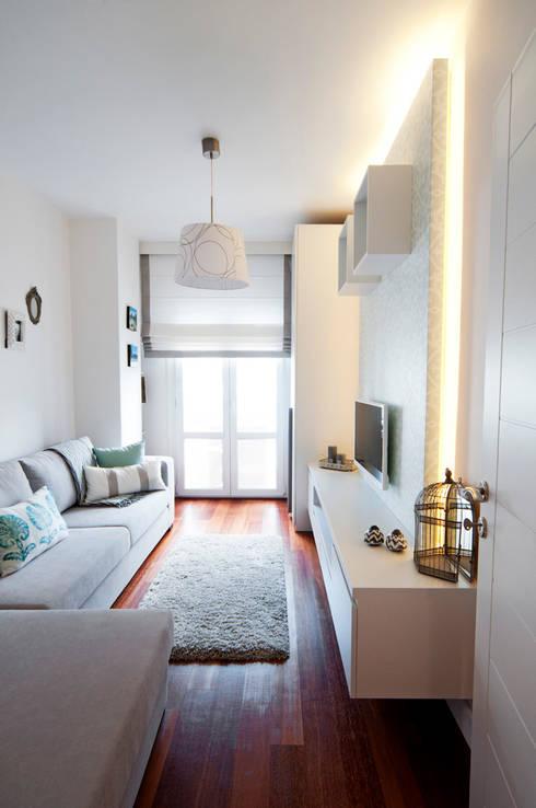 Wohnzimmer von Canan Delevi