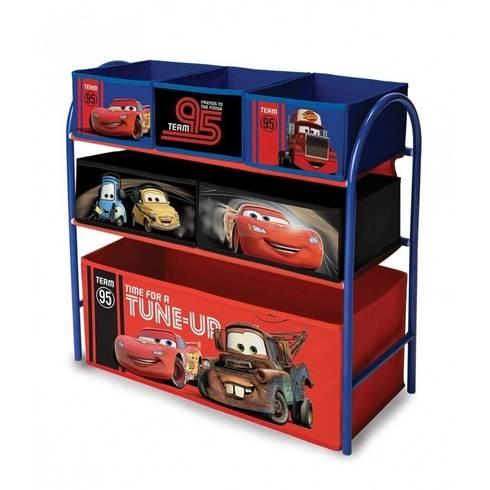 Dormitorio infantil cars disney de homify - Juguetes de cars disney ...