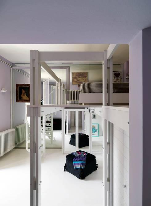 غرفة نوم تنفيذ ARCHITETTO MARIANTONIETTA CANEPA
