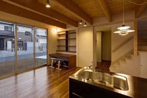 東松山の家: 株式会社FAR EAST [ファーイースト]が手掛けたキッチンです。