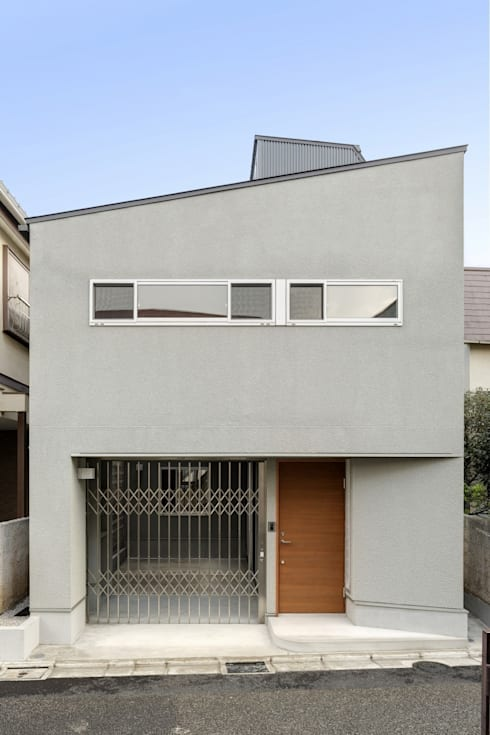 moderne Häuser von 株式会社FAR EAST [ファーイースト]